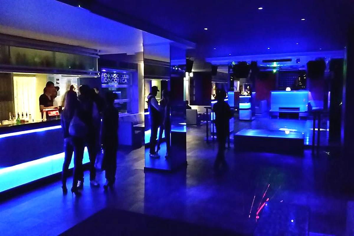 Drago Club disco disco situated in Lignano Sabbiadoro (City locality)