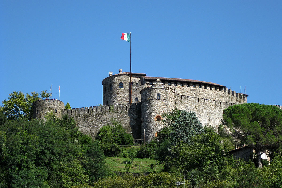 Gorizia medieval castle
