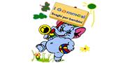 Logo game park i gommosi