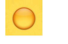 Clear sunny